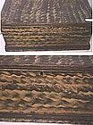 Diminutive Blanket Box with Paint Decoration  c1840